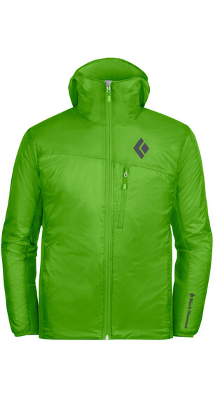 Black Diamond M's Access LT Hoody Vibrant Green